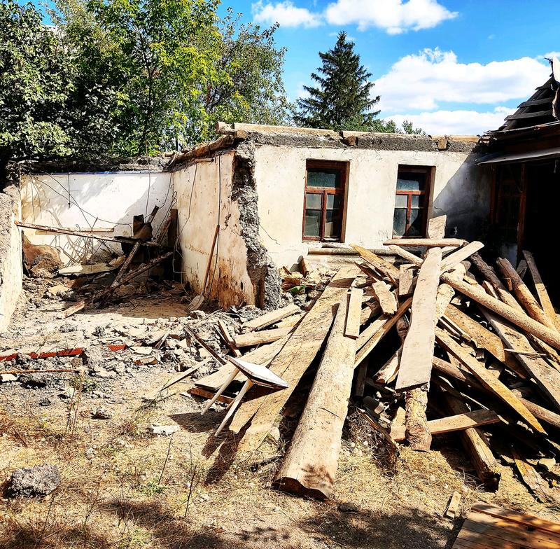 Демонтаж старых домов, ветхих зданий.Демонтаж плитки,стяжки,стен. - Фото 4