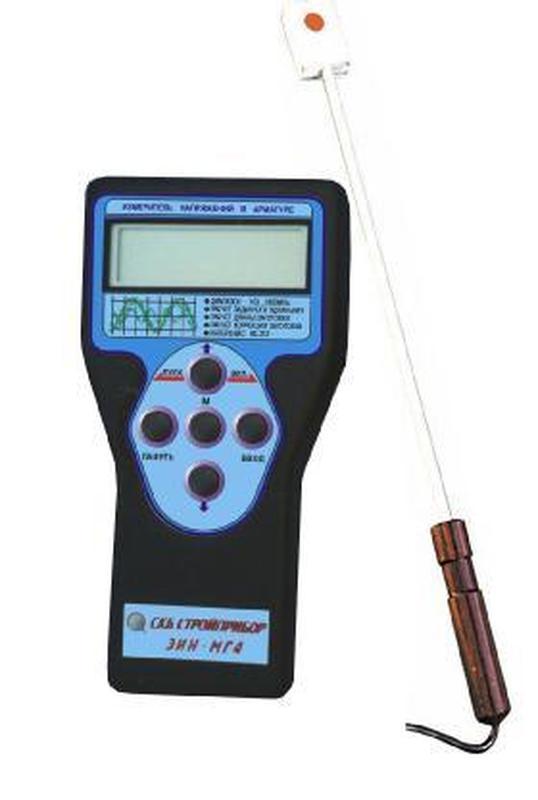 ЭИН-МГ - измеритель арматуры.