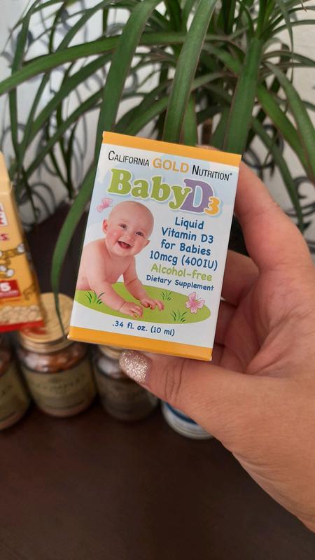 Витамин Д, D, для детей