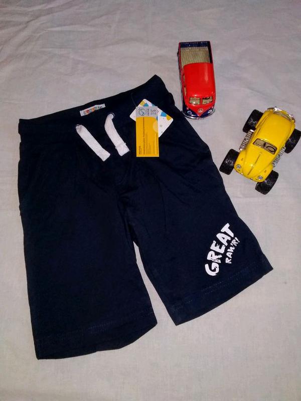 Шорты, шортики на мальчика 98-104 см. Польша/Young Style