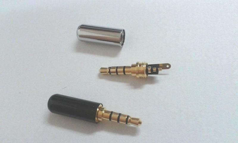 Качественный Штекер 3-4 pin 3.5 мм папа - Фото 4
