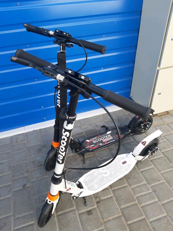 Самокат складной scooter urban