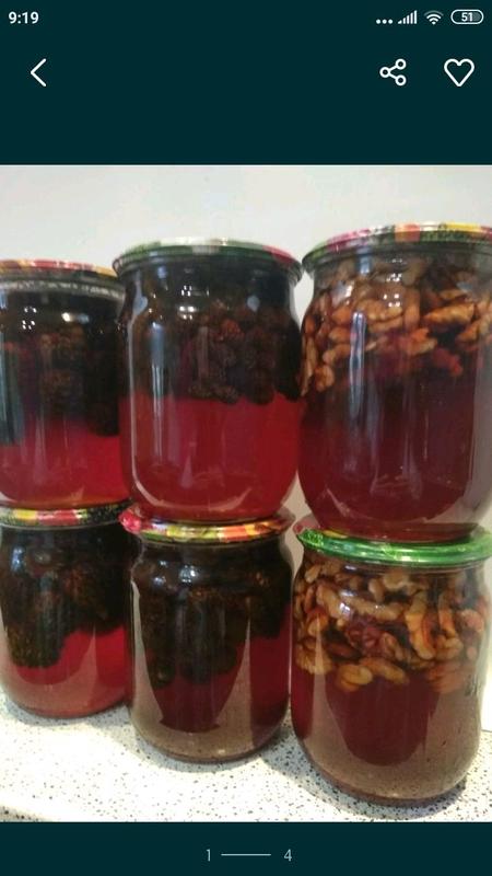 Варенье из соснових шишек