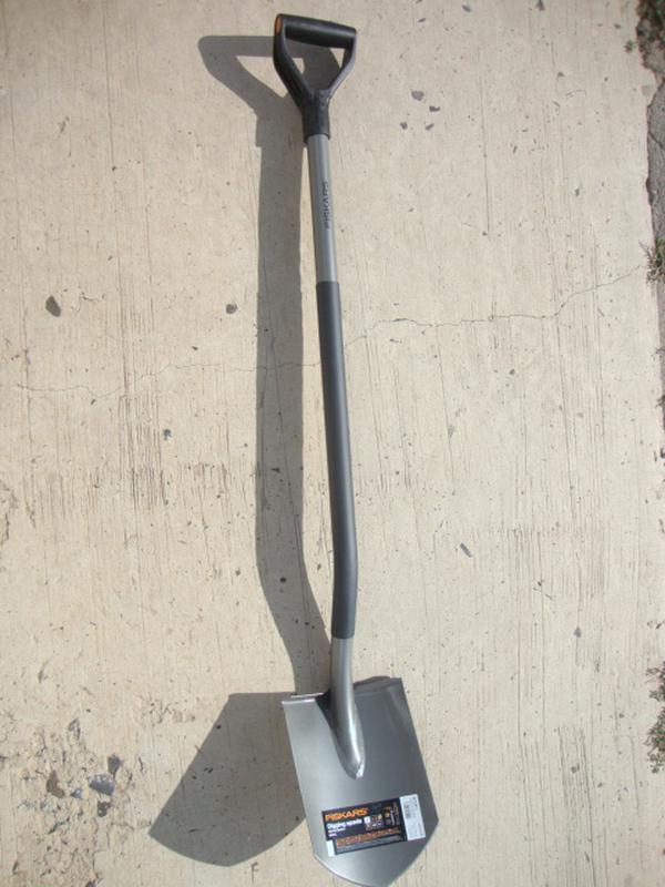 Лопата городник лопати лопата фискарс длинная лопата