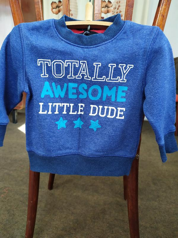 Теплая кофточка на флисе,свитшот,свитер на возраст 12-18 месяц...