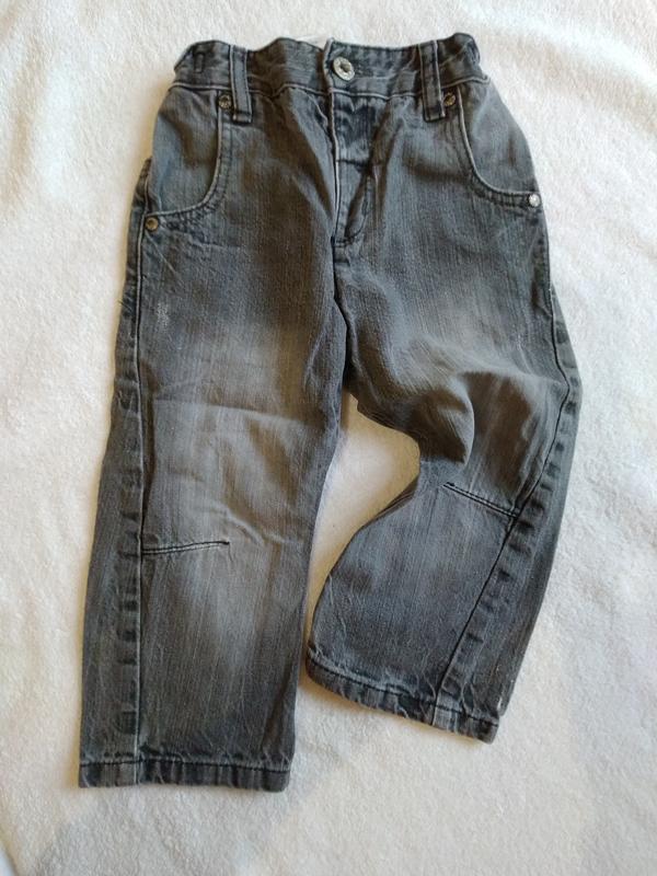 Джинсы. штаны. 86-92