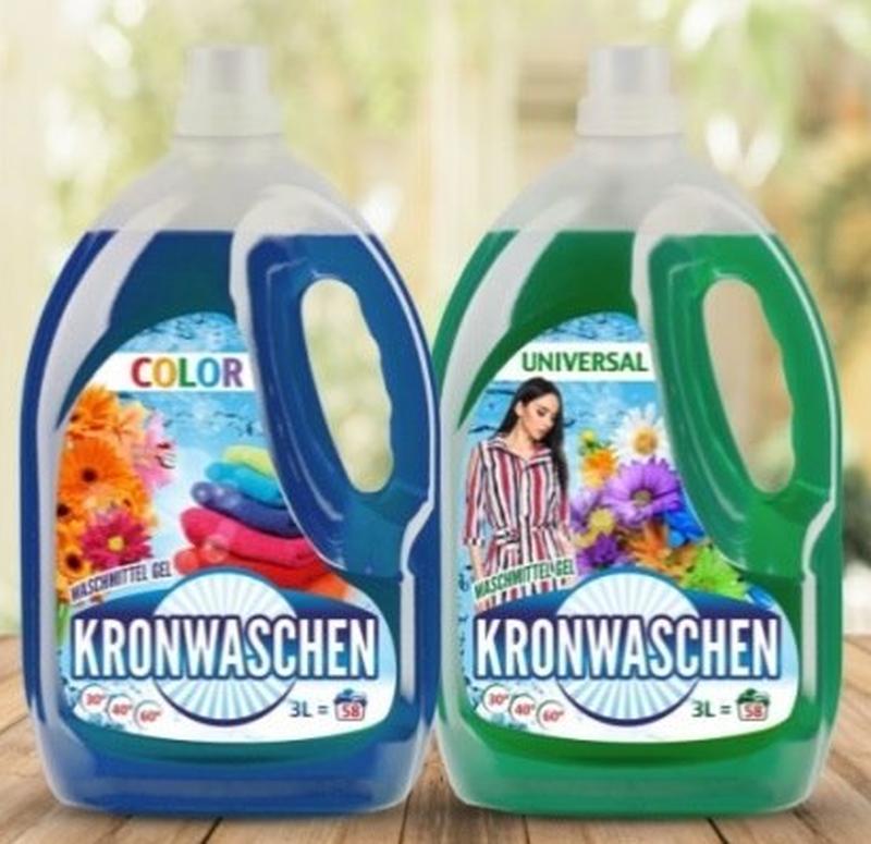 Рідкий пральний порошок для щоденного пранняОб7З7З7ббЗ - Фото 4