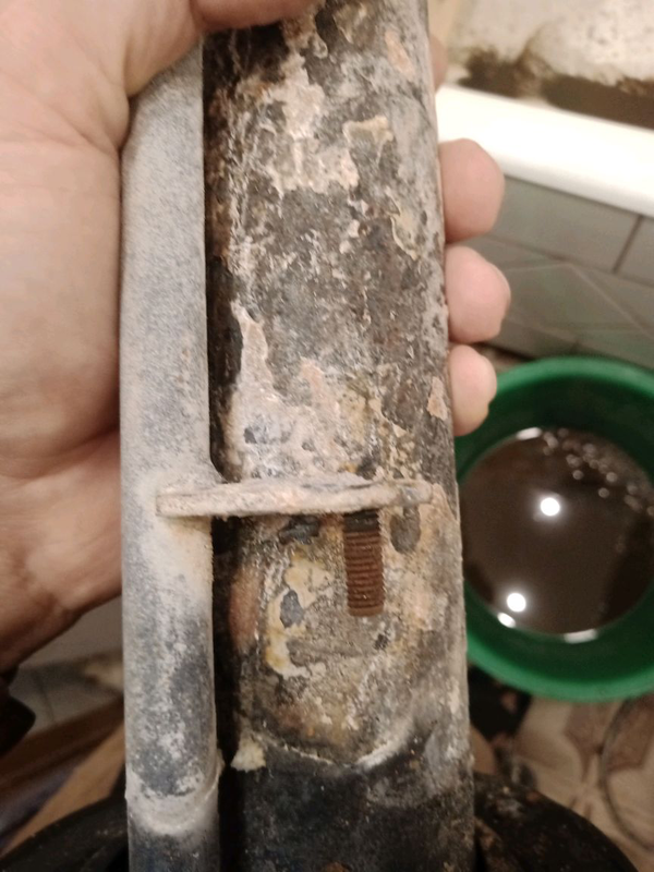 Чистка, ремонт бойлера