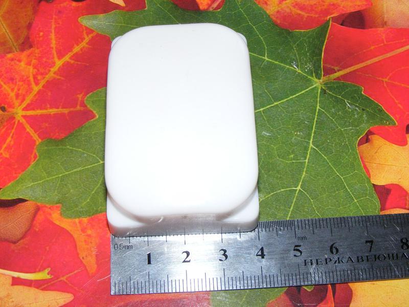 Большой силиконовый штамп для стемпинга печатка для маникюра - Фото 3