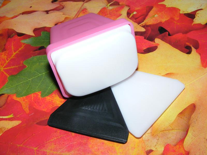 Большой силиконовый штамп для стемпинга печатка для маникюра
