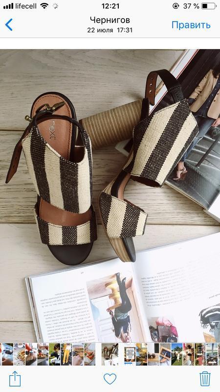 Модные туфли - Фото 5
