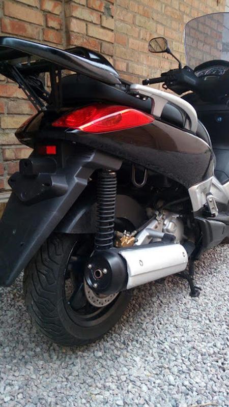 Скутер Yamaha X-MAX 250 - Фото 2
