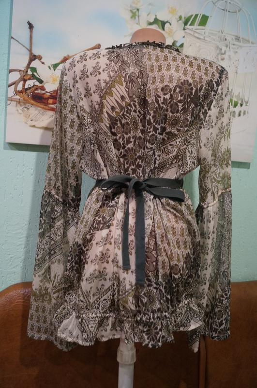 Блуза р.40,бренд watcher - Фото 4