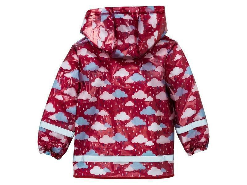 Набор дождевик куртка + штаны грязепруфы  lupilu 98-104 - Фото 5