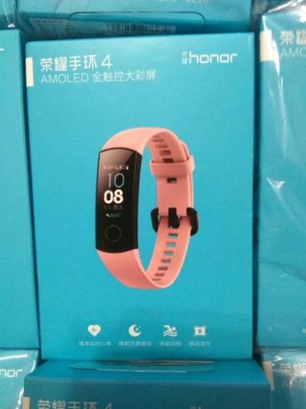 Новинка! Honor band 4 ,3, , фитнес браслет, смарт часы , ip68,... - Фото 6