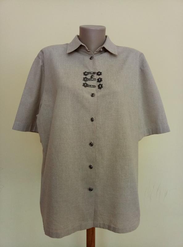 Эксклюзивная блузочка в этностиле - Фото 2