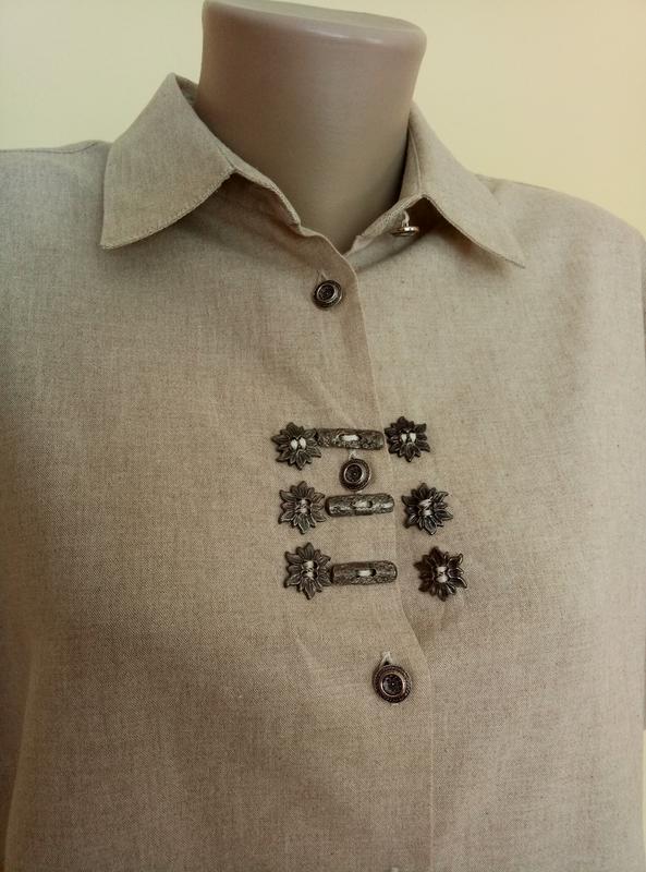 Эксклюзивная блузочка в этностиле - Фото 3