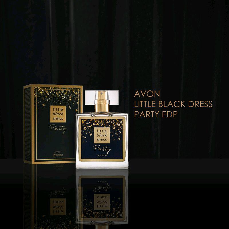 П/в Little  Black Dress Party (50 мл)