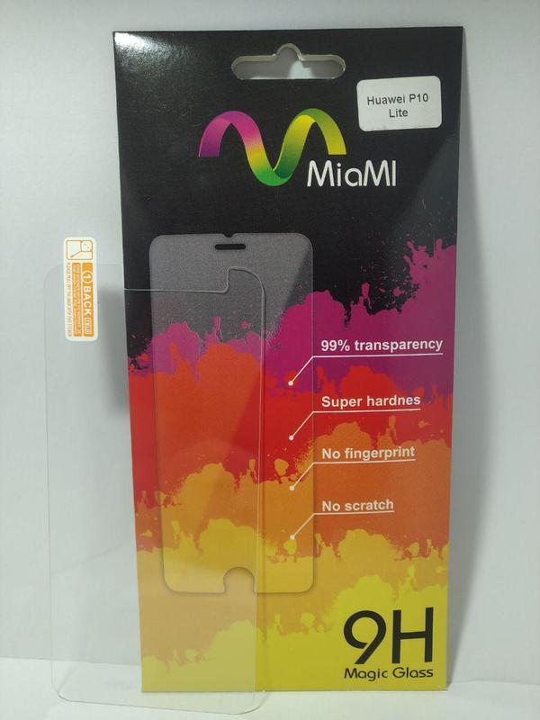 Захисне скло Huawei P10 Lite
