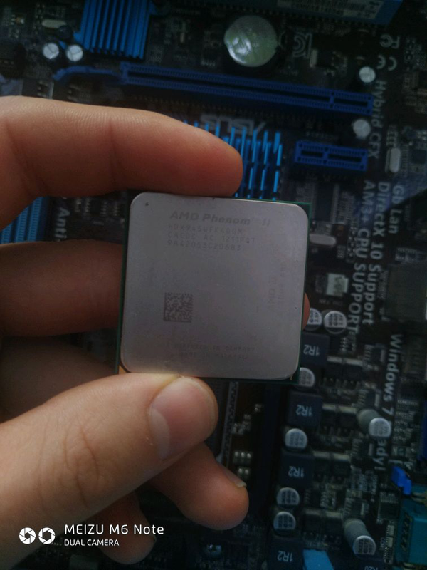 Процессор 4 ядра AMD Phenom II x4 945W2.8GHz(3.3GHz Turbo) - Фото 3
