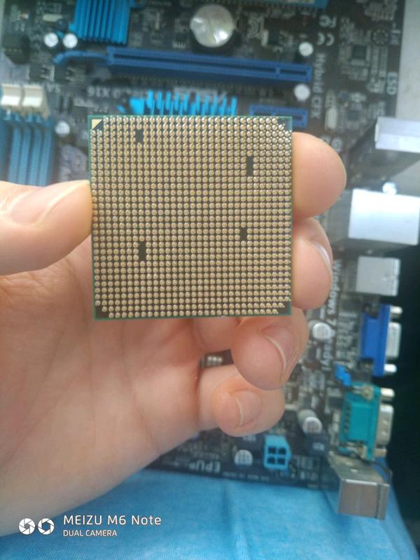 Процессор 4 ядра AMD Phenom II x4 945W2.8GHz(3.3GHz Turbo) - Фото 4