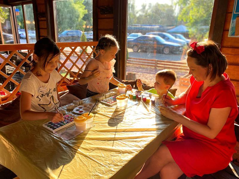 Детские мастер-классы Киев, творческие, кулинарные