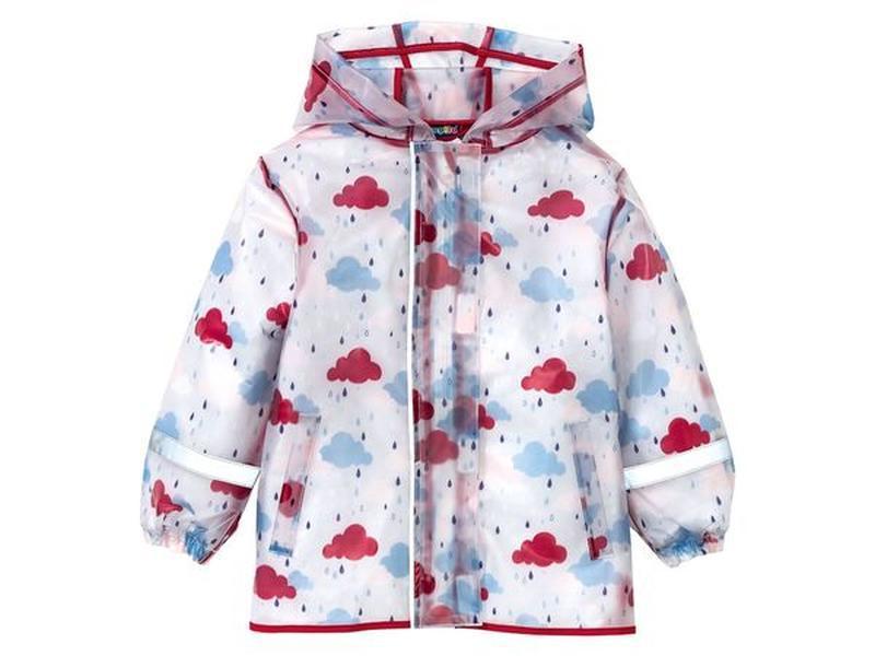 Набор дождевик куртка штаны грязепруфы lupilu 110-116 - Фото 2