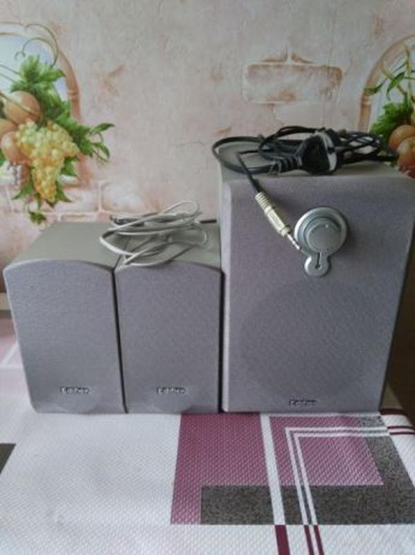 Колонки Edifier R133 Silver(Система 2.1)