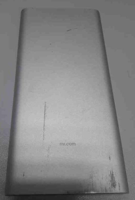 Аккумулятор Xiaomi Mi Power Bank 10000 mAh