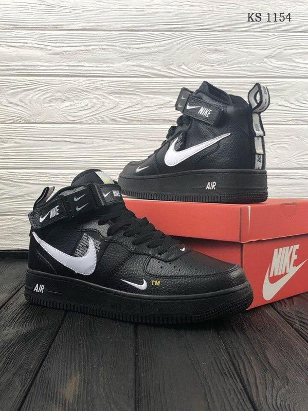 Кроссовки nike air force lv8 high оригинал