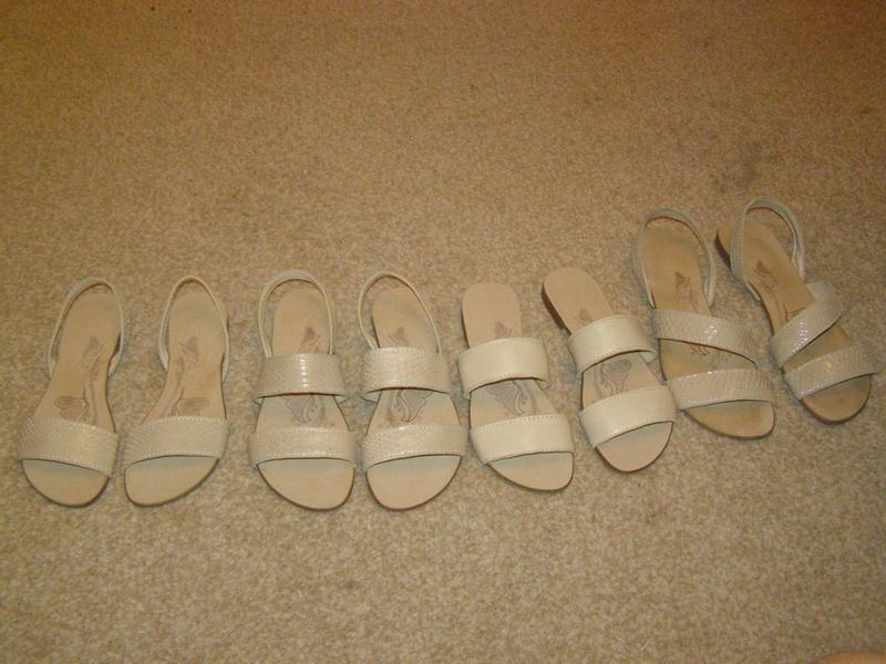Женские сандали и босоножки