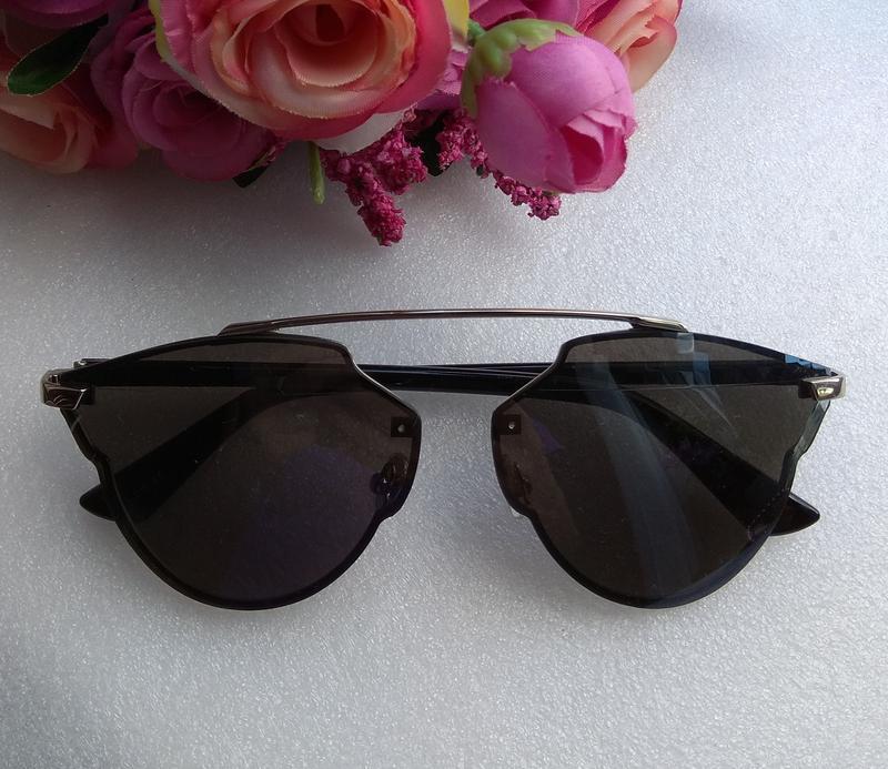 Новые стильные очки disco, черные