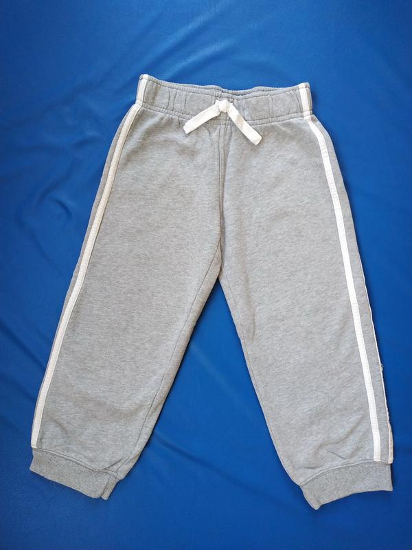 Утеплённые спортивные штаны Gymboree, 5 лет, 110 см