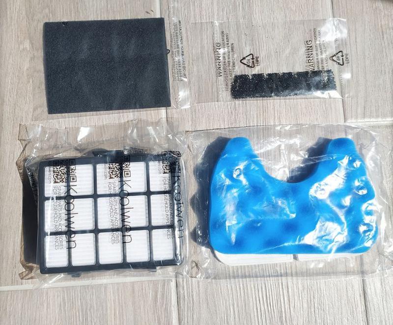 Комплект фільтрів для пилососа Samsung SC65 SС66 фильтр пылесоса - Фото 2