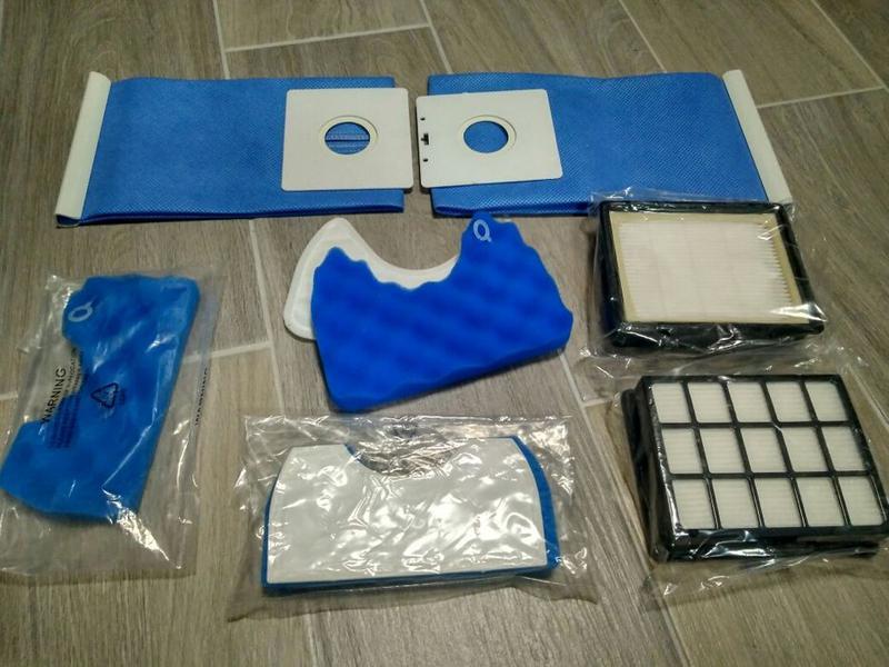 Набір фільтрів Samsung, комплект фильтров пылесоса Samsung , ф... - Фото 8