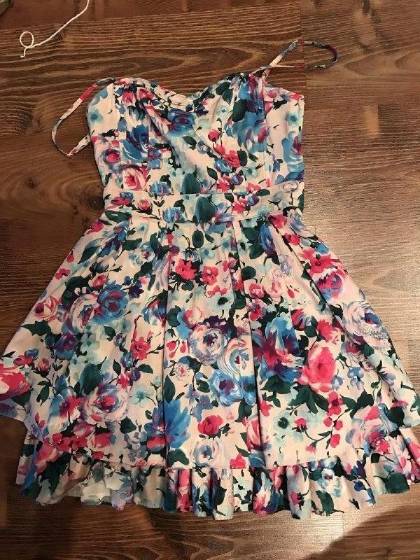 Летний сарафан платье h&m