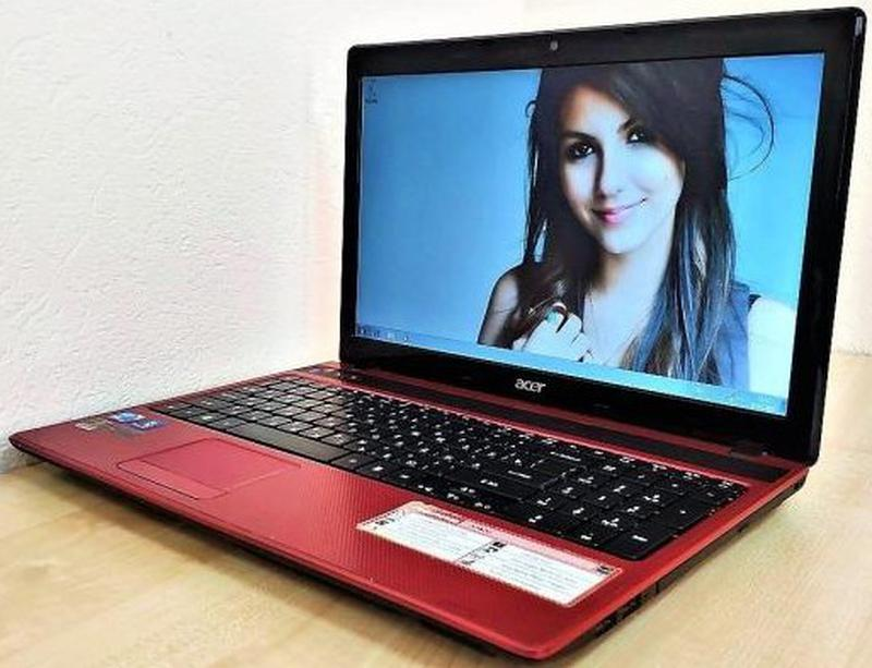 Игровой ноутбук Acer Aspire 5742ZG.