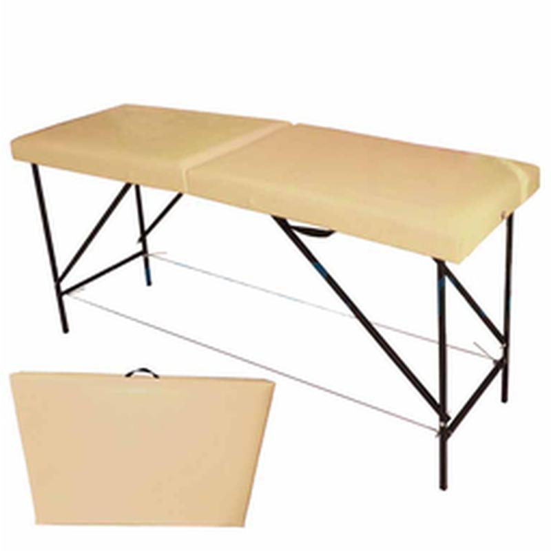 Раскладной массажный стол.