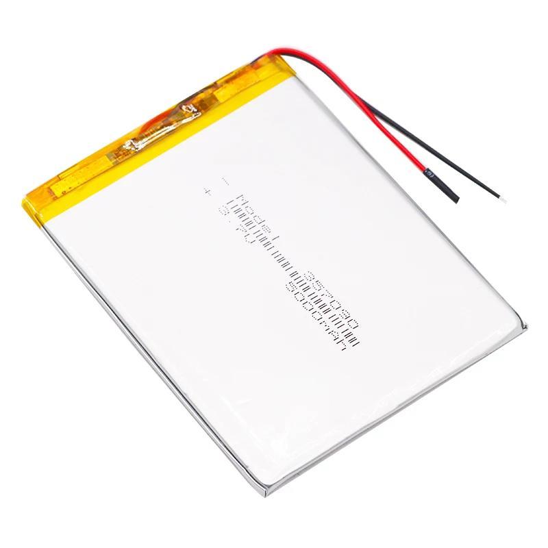 Батарея, аккумулятор, Li-Ion, Li-Po, для планшета, телефона, и др - Фото 3