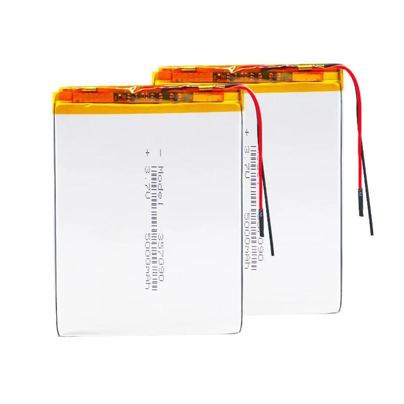 Батарея, аккумулятор, Li-Ion, Li-Po, для планшета, телефона, и др - Фото 5