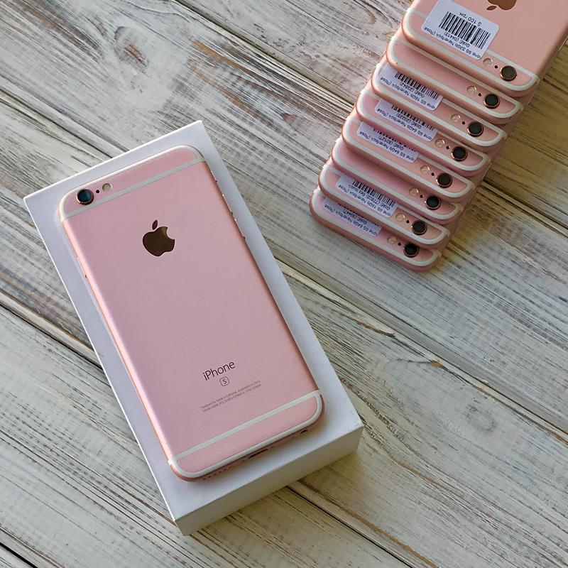Apple iPhone 6s 16/32/64/128Gb Neverlock Оригинал Бу с Гарантией