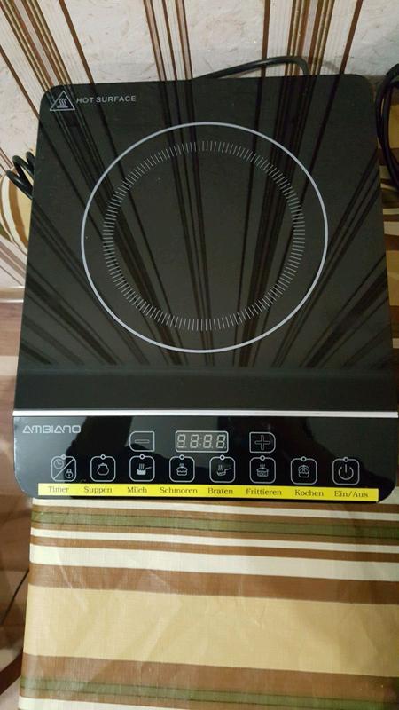 Індукційна плита - Фото 2