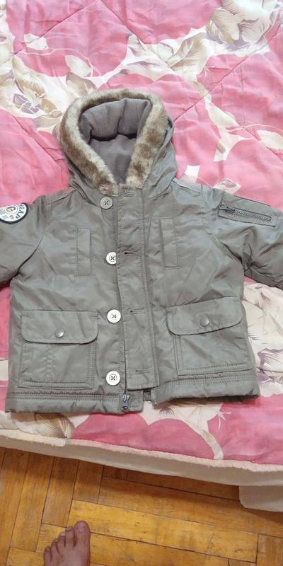 Курточка на мальчика. Детская одежда. Одежда для малыша. Куртка