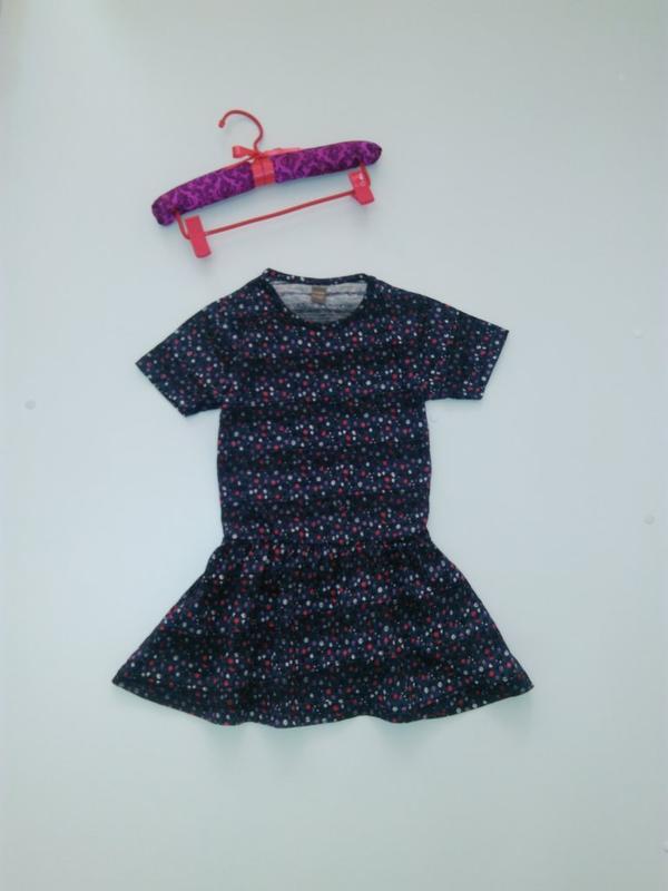 Платье lc waikiki р.104-110 на 4-5 лет
