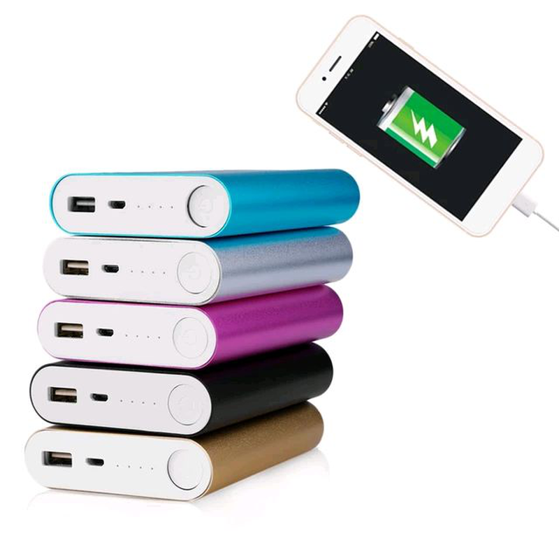 Power Bank 10400 Universal Usb Backup Power