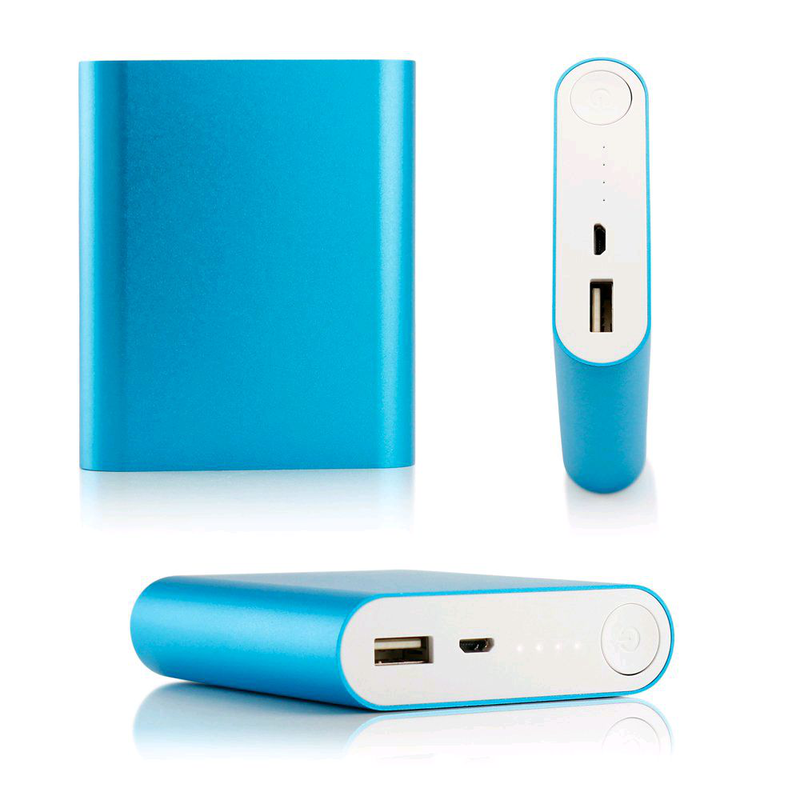 Power Bank 10400 Universal Usb Backup Power - Фото 2