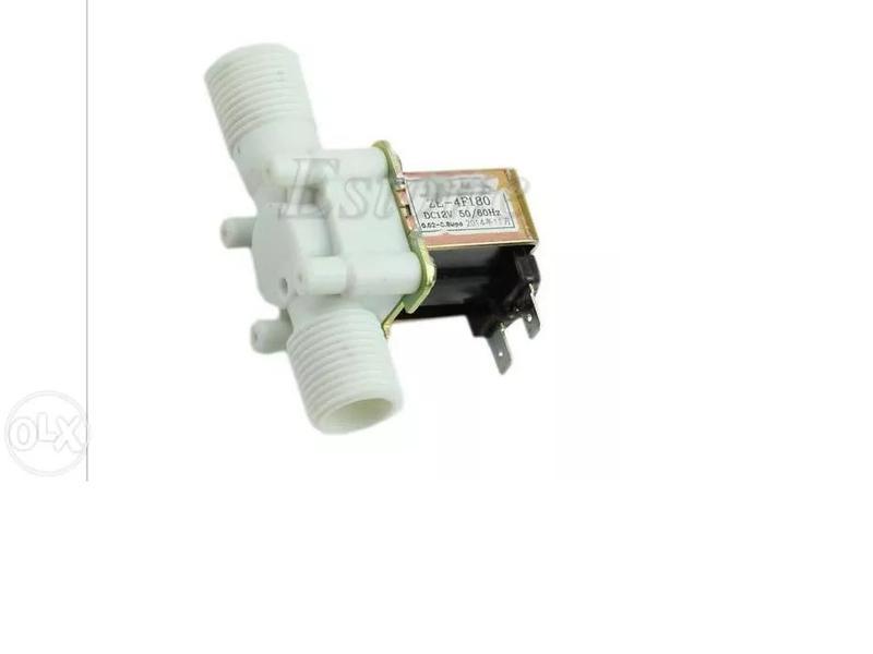 Электромагнитный клапан 12 24 и 220V для воды электроклапан со...