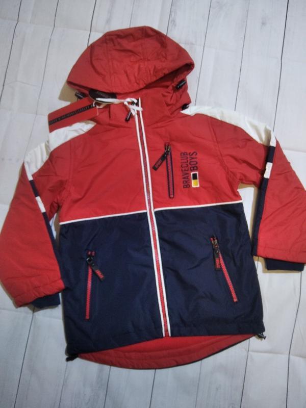 Демисезонные куртки 116-146. венгрия grace. супер качество!!