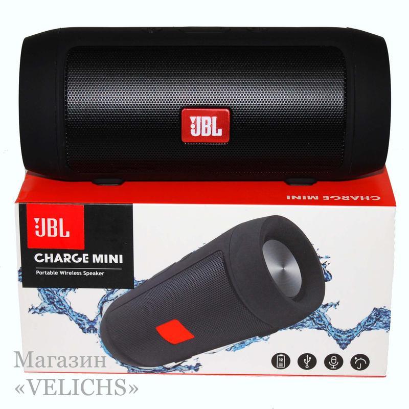 Портативная Вluetooth колонка Jbl Charge Mini - Фото 3