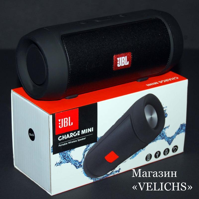Портативная Вluetooth колонка Jbl Charge Mini - Фото 9